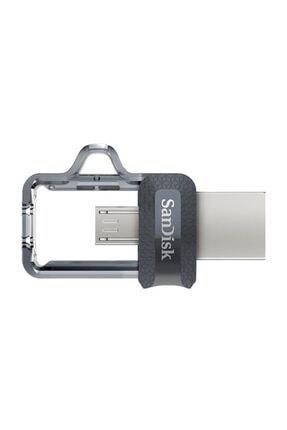 SanDisk Ultra Dual Drive USB 3.0 Bellek 64 GB SDDD3-064G-G46