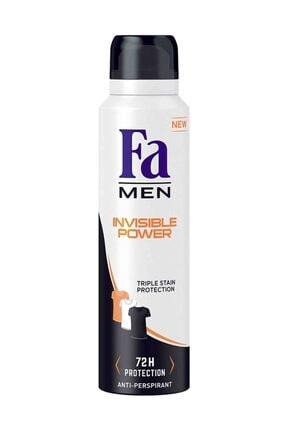 Fa Men Invısıble Power Deosprey 150 ml