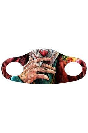 Noon Collection Noon NN7005 Erkek Baskılı Maske