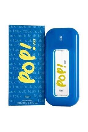 Fcuk Pop Art Edt 100 ml Erkek Parfüm