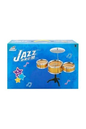 Sunman Bateri Seti  Davul Jazz Drum