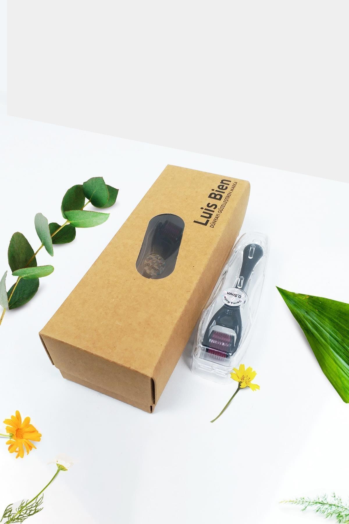Luis Bien Dermaroller Titanyum 540 Iğneli 0.5mm - Saç Çıkarıcı - Cilt Onarıcı 1