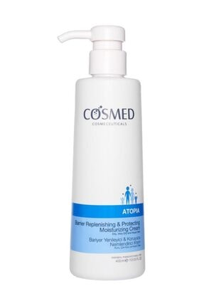 COSMED Atopia Bariyer Yenileyici ve Koruyucu Nem. Krem 400 ml