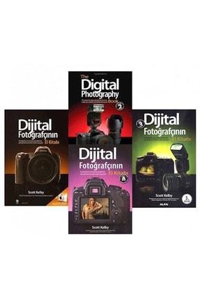 Alfa Yayınları Scott Kelby Dijital Fotoğrafçılık Kitabı 4 Cilt Set