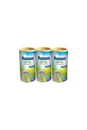 Humana Still Tee Emziren Anneler Için Hazır Çay 200 Gr (3lü Avantaj Paketi)