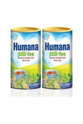 Humana Still Tee Emziren Anneler Için Hazır Çay 200 Gr (2li Avantaj Paketi)