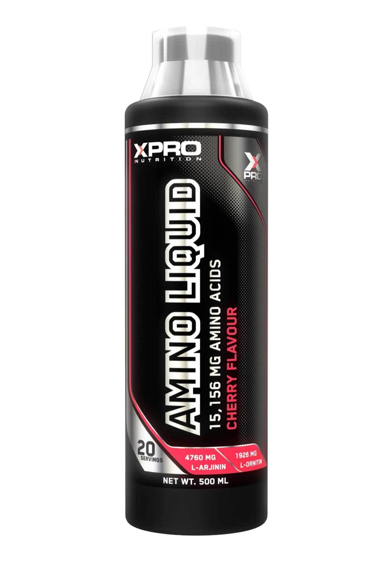 Xpro Nutrition Amino Likit 500ml 1