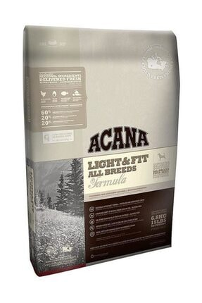 Acana Heritage - Light Fit Köpek Maması 11,4 Kg