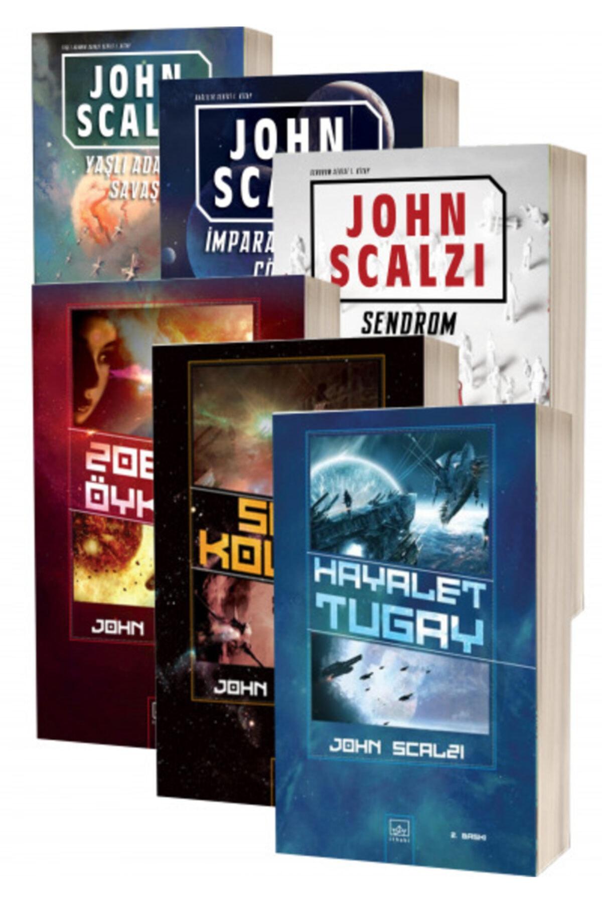 İthaki Yayınları John Scalzi 6 Kitap Takım 1