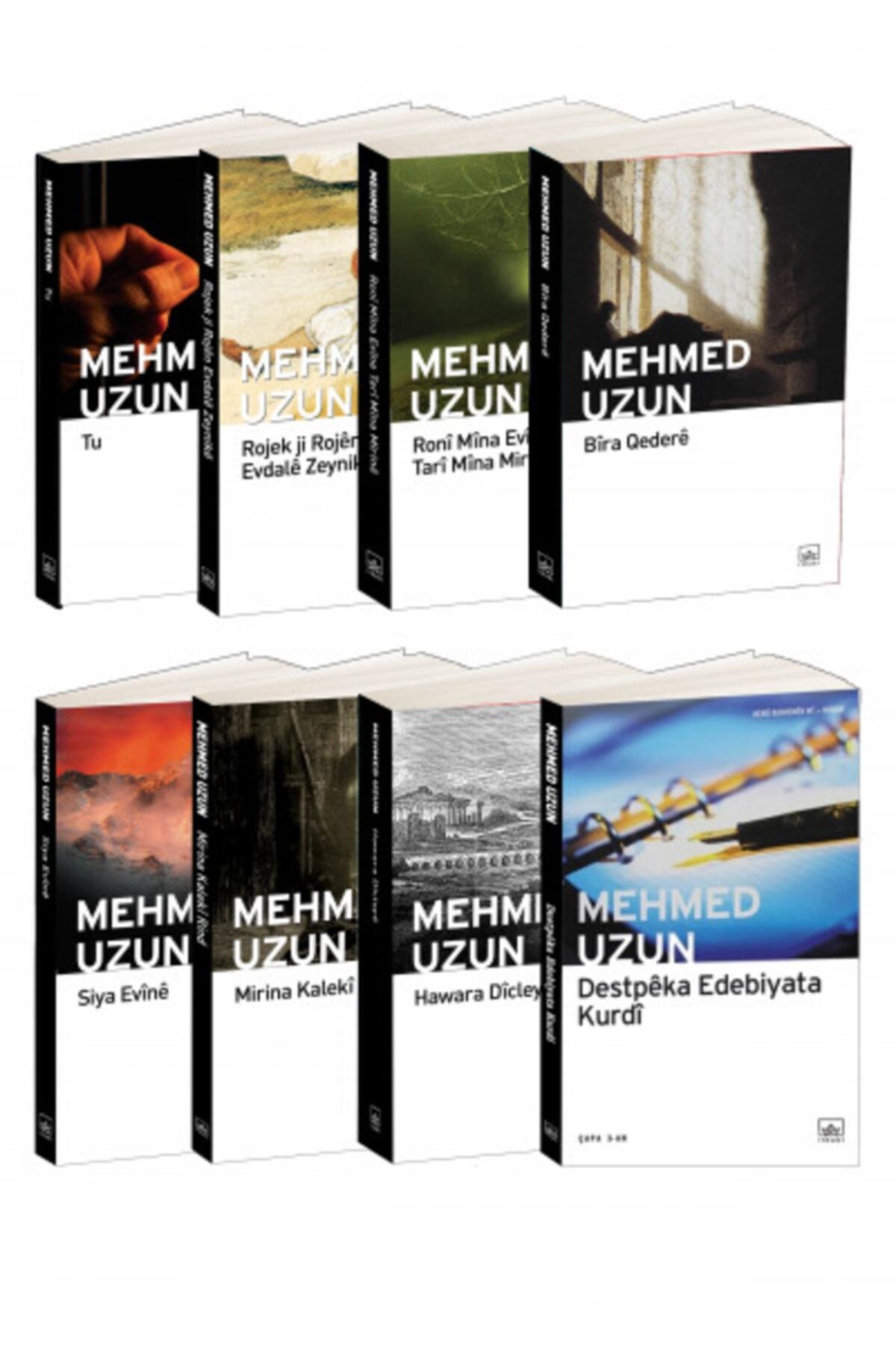 İthaki Yayınları Mehmed Uzun 8 Kitap Takım (Kürtçe) 1