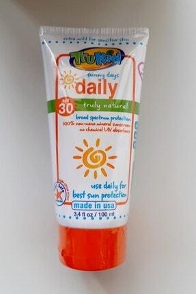 Trukid Sunny Days SKT:02/23 - 100ml. Spf30 Güneş Kremi
