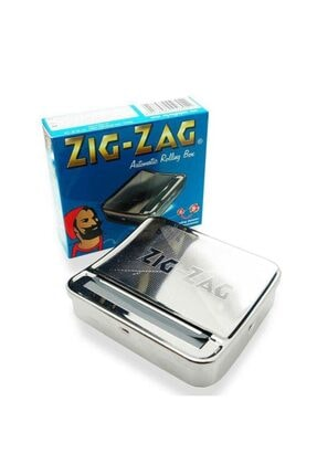 Zigzag Metal Tütün Sarma Tabakası Zig Zag