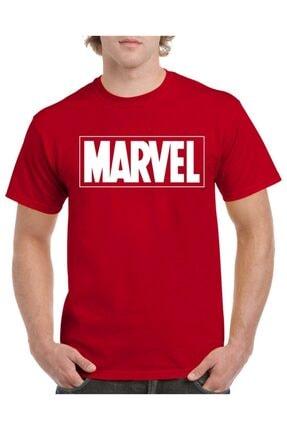 Köstebek Marvel Kırmızı Tişört