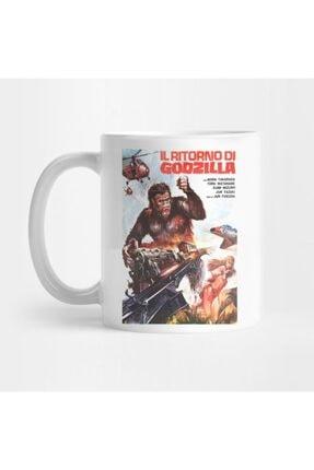 TatFast King Kong Vs. Godzilla (ıtalian) Poster Kupa