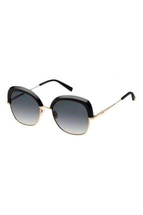 Maxmara Kadın Siyah  Güneş Gözlüğü 2m29o