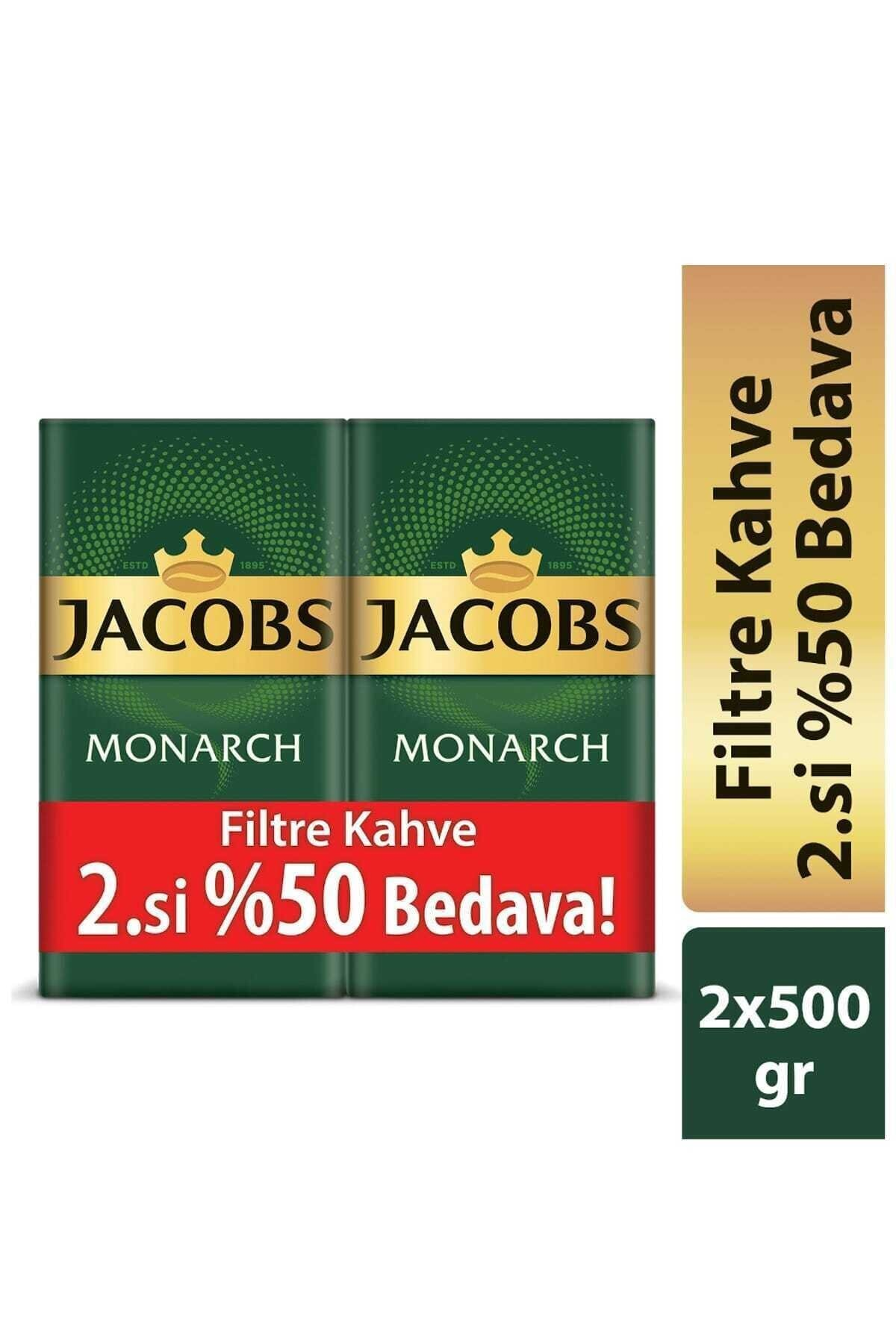 Jacobs Monarch Filtre Kahve 2 X 500 Gr 1