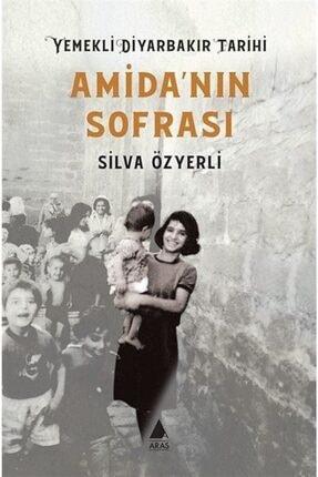 Aras Yayıncılık Amida'nın Sofrası Yemekli Diyarbakır Tarihi