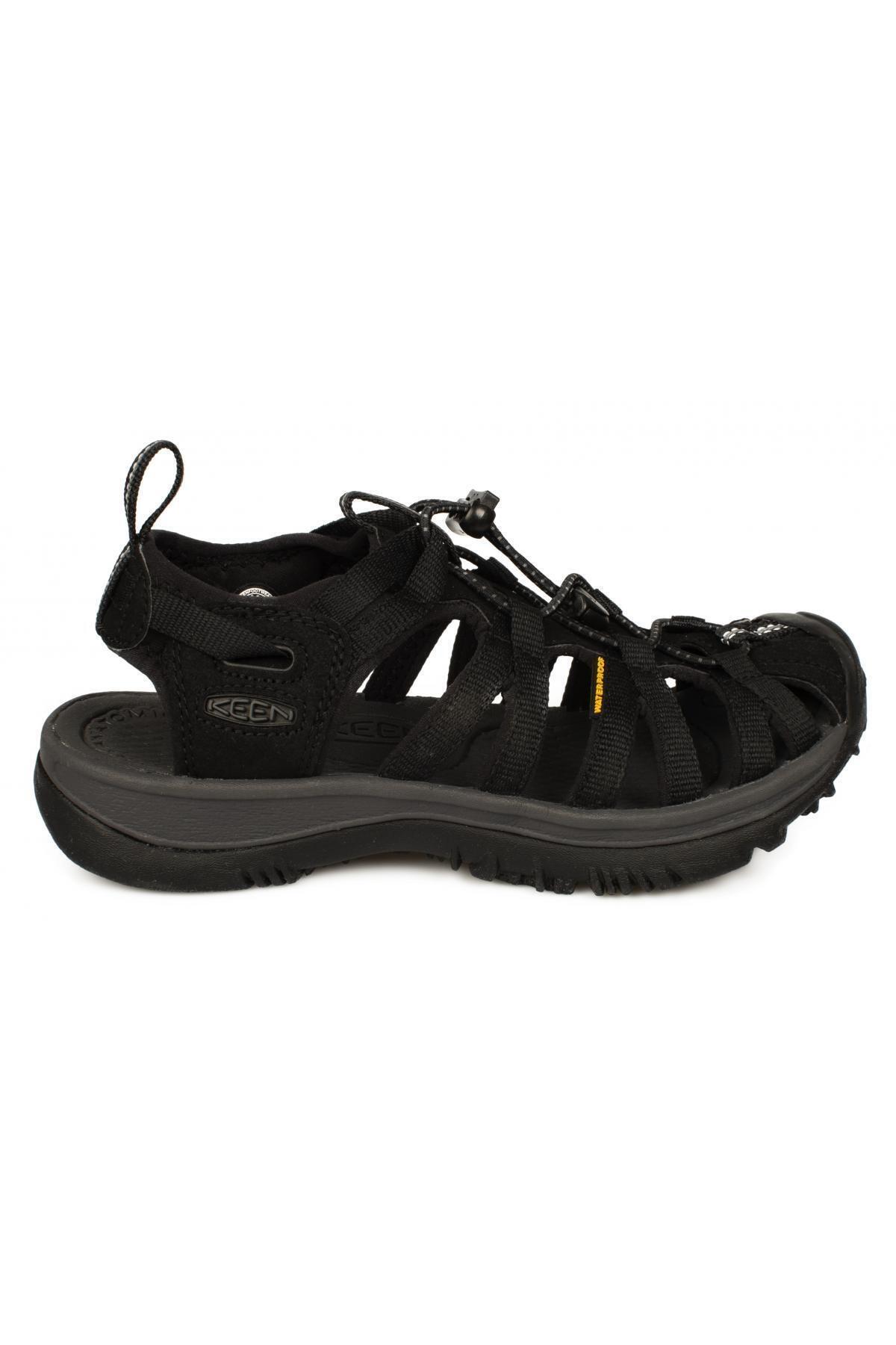 Keen Kadın Siyah Whisper Spor Sandalet 2