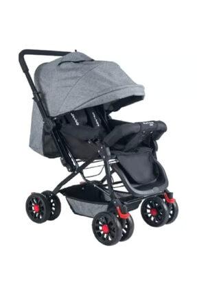 LETS GO BABY Çift Yönlü Bebek Arabası Tam Yatarlı Sırtlık