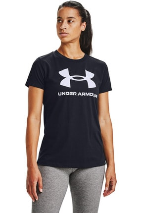 Under Armour Kadın Spor T-Shirt - Live Sportstyle Graphic Ssc - 1356305-001