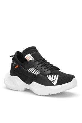DARK SEER Siyah Beyaz Unisex Sneaker