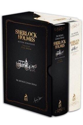 Ren Yayınları Sherlock Holmes Bütün Eserleri (ciltli Set)