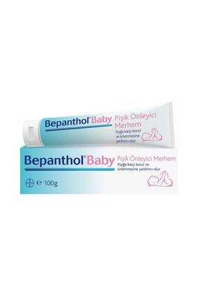 Bepanthol Pişik Önleyici Merhem 100 gr - 2022 Miadlı Ürün