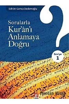 Pınar Yayınları Sorularla Kur'an-ı Anlamaya Doğru (seviye 1)