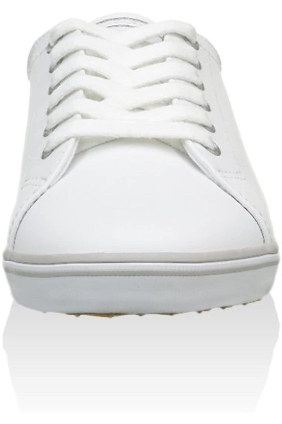 Fred Perry Erkek Beyaz Ayakkabı B6237w-183 2