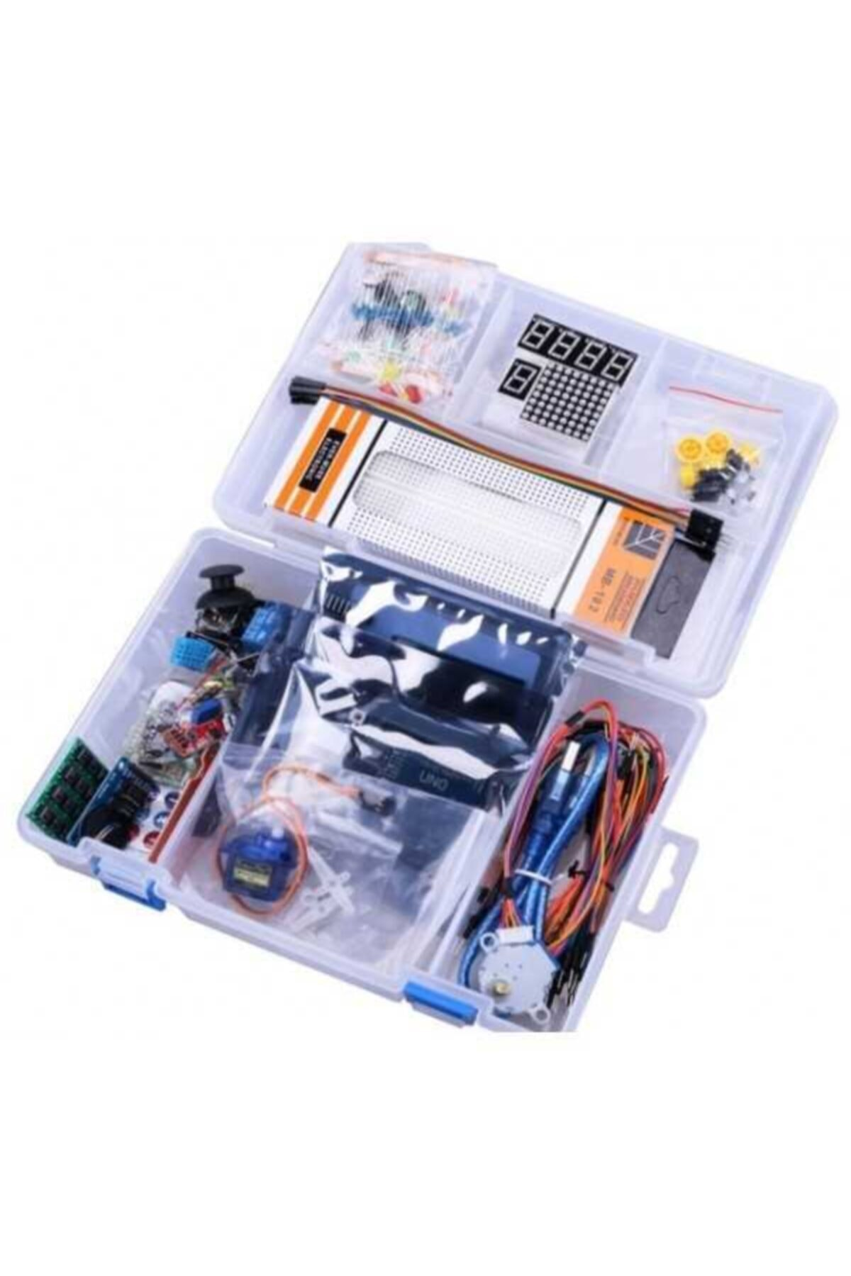 Robolink Teknoloji Orjinal Arduino Uno Rfıd Kit Seti 1