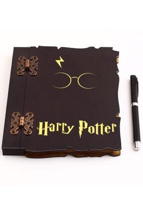 HediyeSepete Harry Potter Tasarımlı Not Defteri