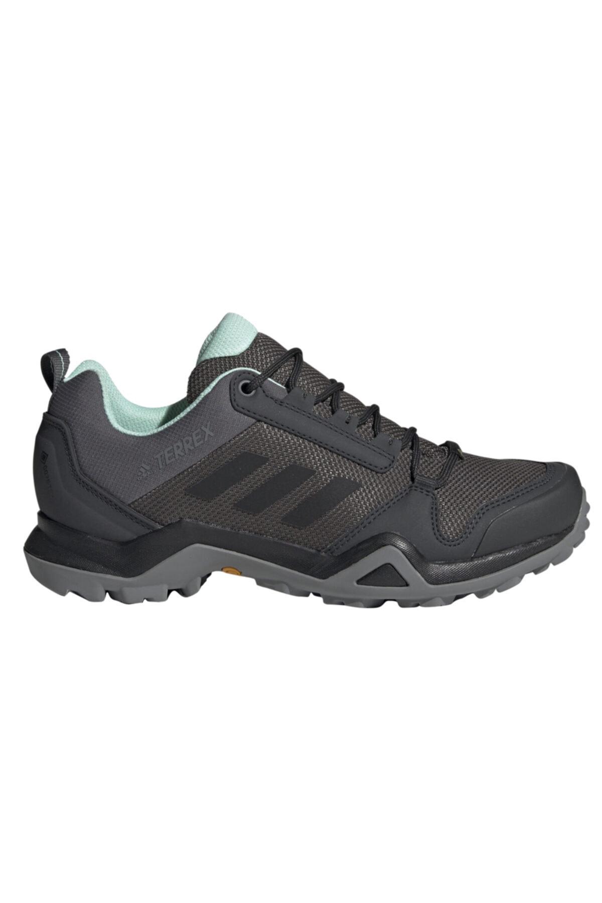 adidas Kadın Füme Terrex Ax3 Gtx Outdoor Ayakkabı 1
