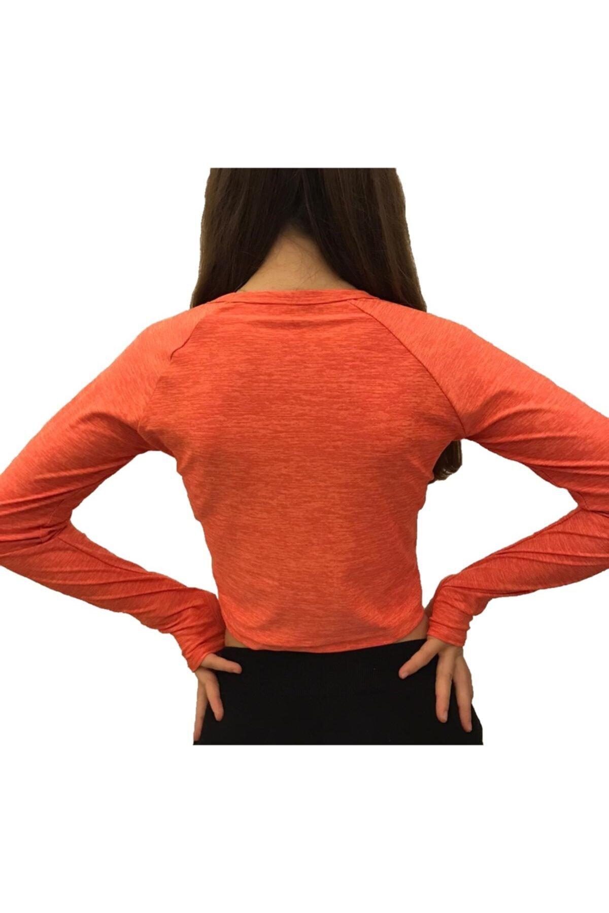 Duffel Kadın Spor Tshirt 2
