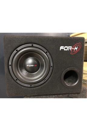 For-X X-108s Serisi Bass Kabinli Subwoofer 20 Cm 250 Rms 800 Watt