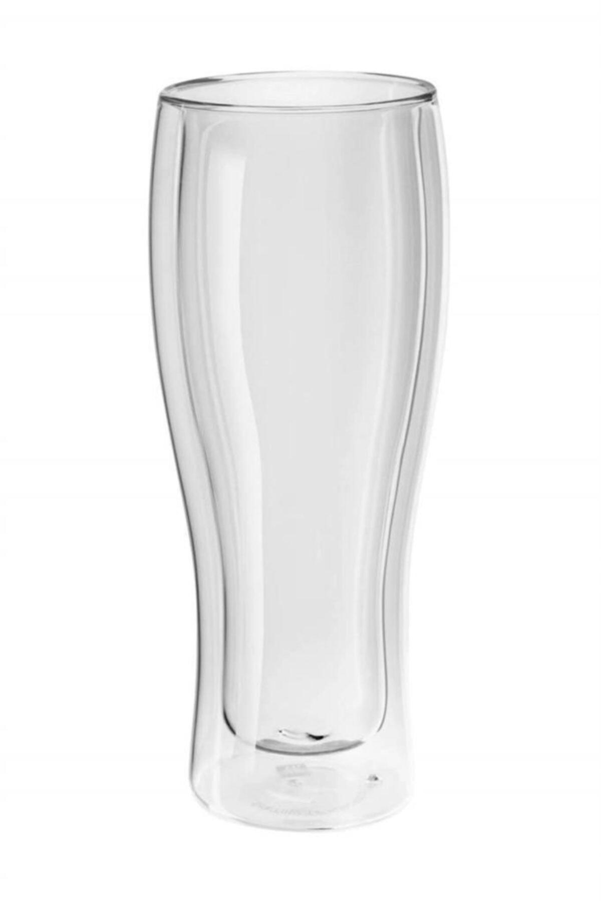 ZWILLING Çift Camlı Cidarlı 2'li Meşrubat Bardağı Seti 214 2
