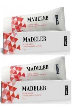 W-Lab Kozmetik Madeleb Cilt Yenileyici Bakım Kremi 40 gr 2 Li Set