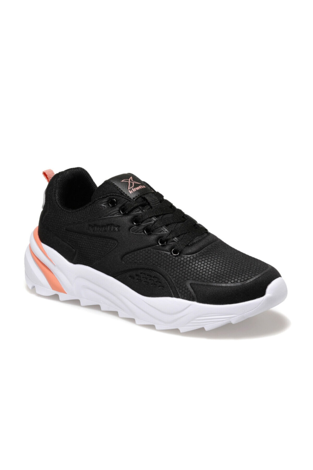Kinetix WANNA TX W Siyah Kadın Sneaker Ayakkabı 100552935 1