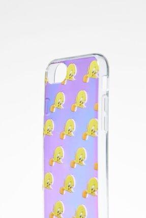 Bershka Yanardöner Tweety Desenli Iphone 6 / 7 / 8 Kılıfı