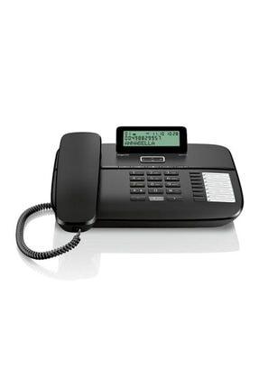GIGASET Da710 Siyah Ekranlı Masaüstü Telefon Handsfree 100 Rehber