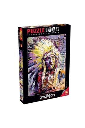 Anatolian Puzzle Şef Puzzle Yapboz 1000 Parça
