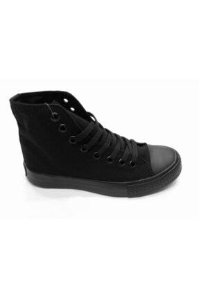 MP Unısex  Siyah Hıgh Converse Sneakers M.p 211-1841
