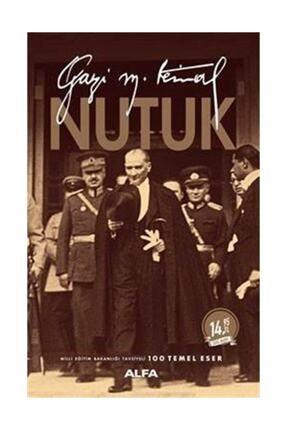 Alfa Yayıncılık Nutuk  Mustafa Kemal Atatürk