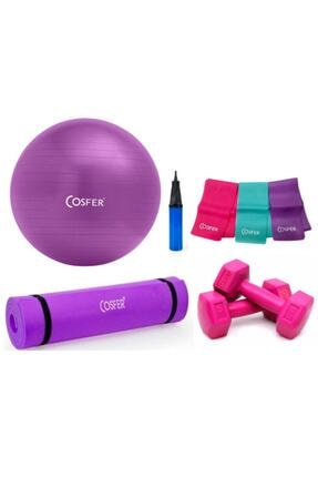 Cosfer 5 Li Pilates Seti
