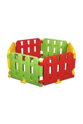 Güven Oyuncak King Kids Oyun Çiti 6 Parça