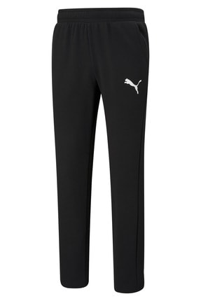 Puma Erkek Eşofman Altı Ess Logo Pants - Siyah