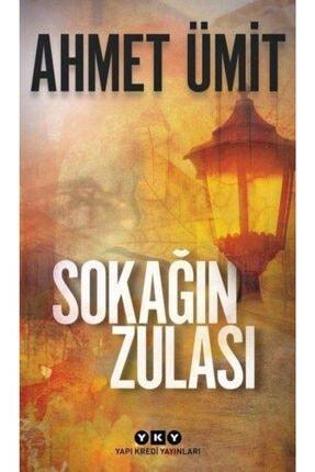Yapı Kredi Yayınları Kültür Sokağın Zulası-ahmet Ümit
