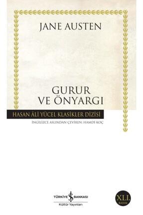 İş Bankası Kültür Yayınları - Gurur Ve Önyargı / Jane Austen