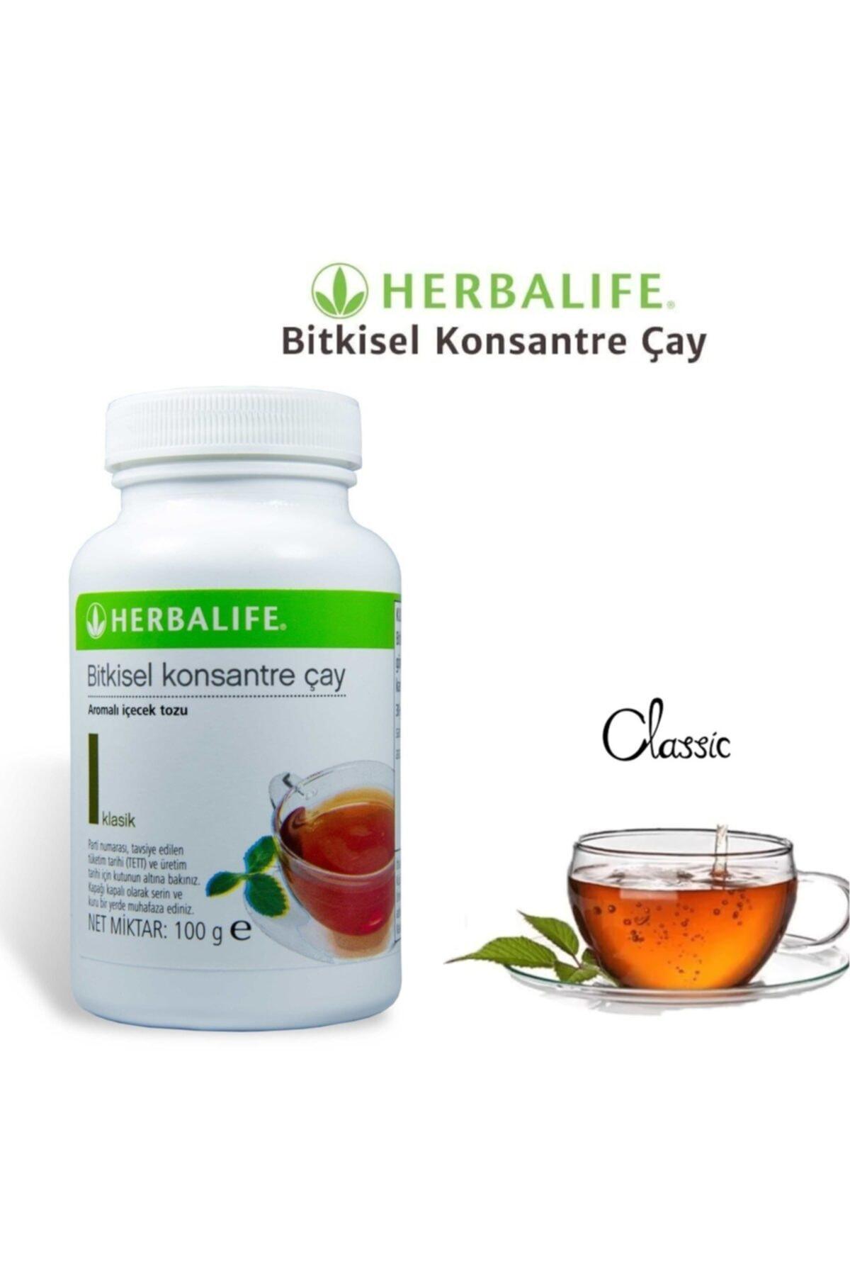 Herbalife 100gr Bitkisel Konsantre Aromalı Çay (Klasik) 2