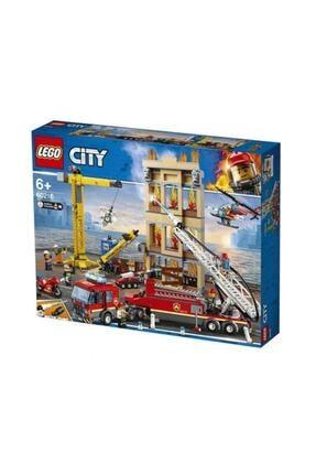 LEGO 60216 LEGOCityŞehir Merkezi İtfaiyesi