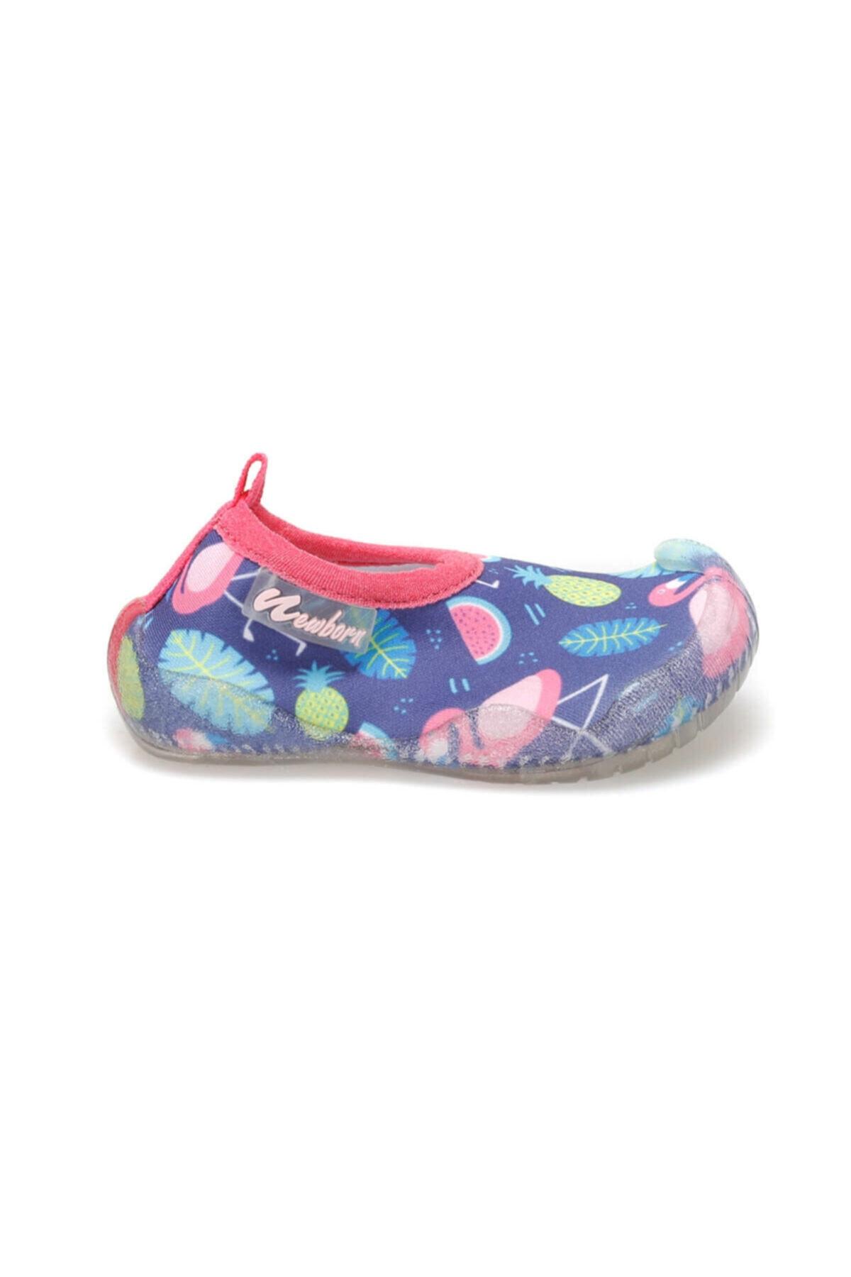 Newborn NAQ2010 AQUA MIX Beyaz Unisex Çocuk Deniz Ayakkabısı 100446160 2